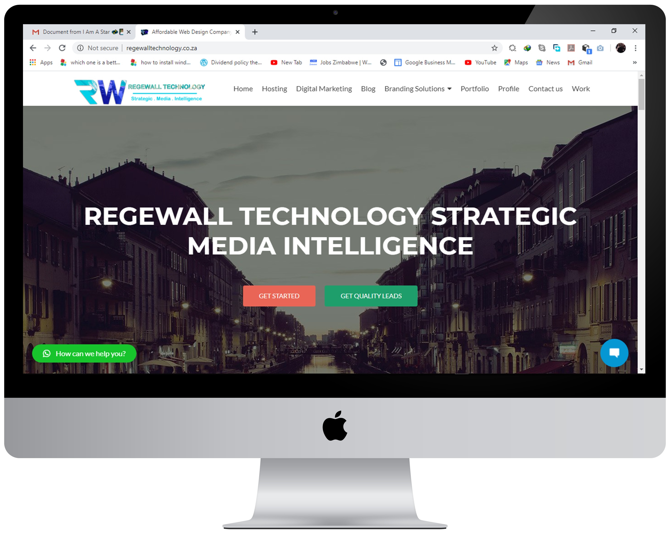 Regewall Technology
